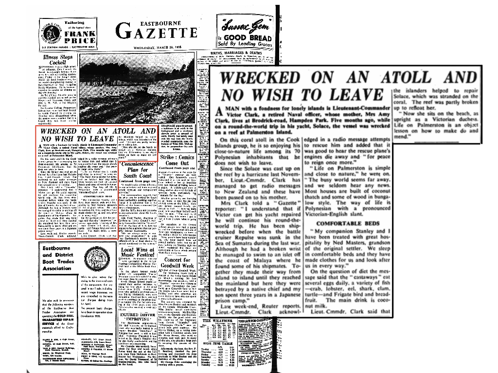 Eastbourne Gazette Wednesday - 30 March 1955